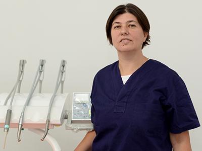 Roberta Lamia Studio Odontoiatrico Dentistico Trieste